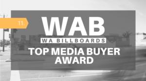11th Top Media Buyer Award